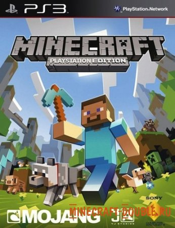 [RUS][PS3]MINECRAFT-PLAYSTATION 3 EDITION