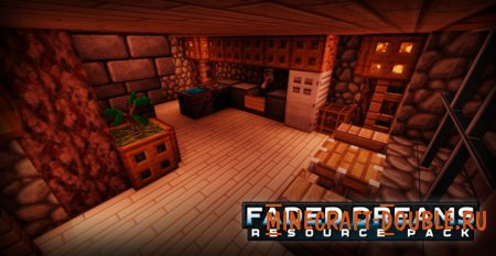 [PACK][x64]Faded Dreams Resource Pack