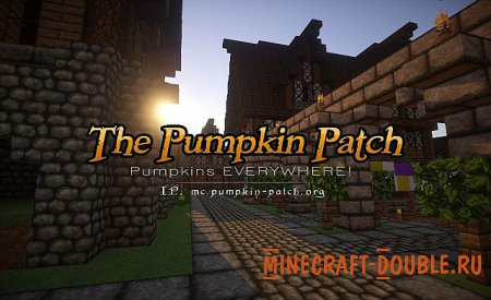 [PACK][1.8][32x32] Pumpkin Patch- ресурспак