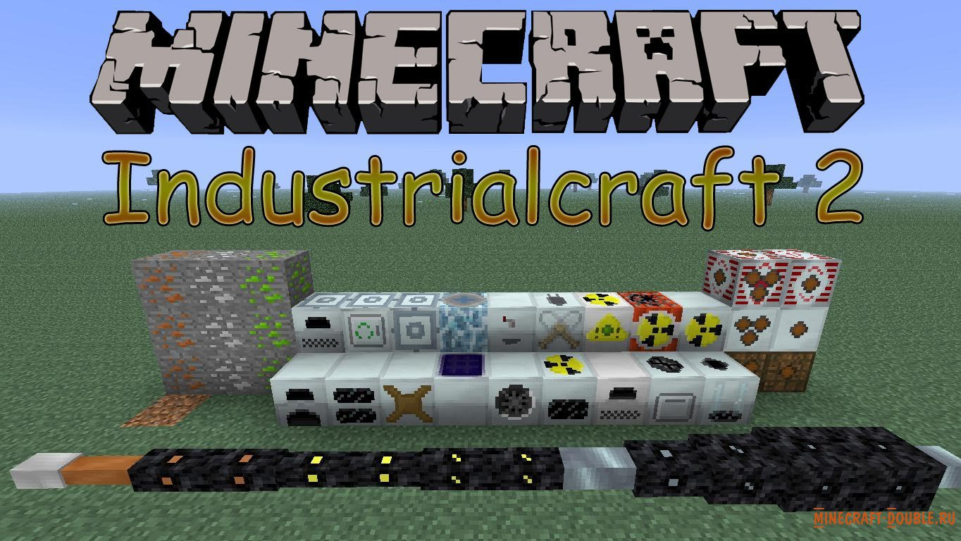 Скачать мод Industrial Craft 2 Experimental для Minecraft ...