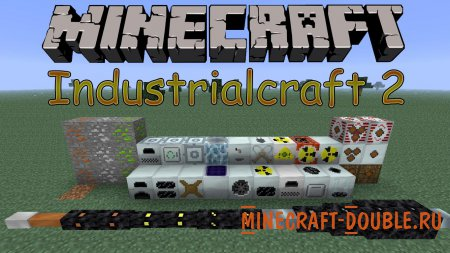 [1.7.2] КЛИЕНТ MINECRAFT С МОДОМ INDUSTRIAL CRAFT 2